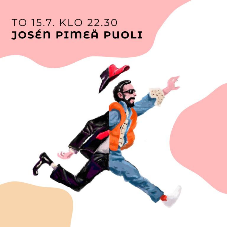 Josén Pimeä Puoli