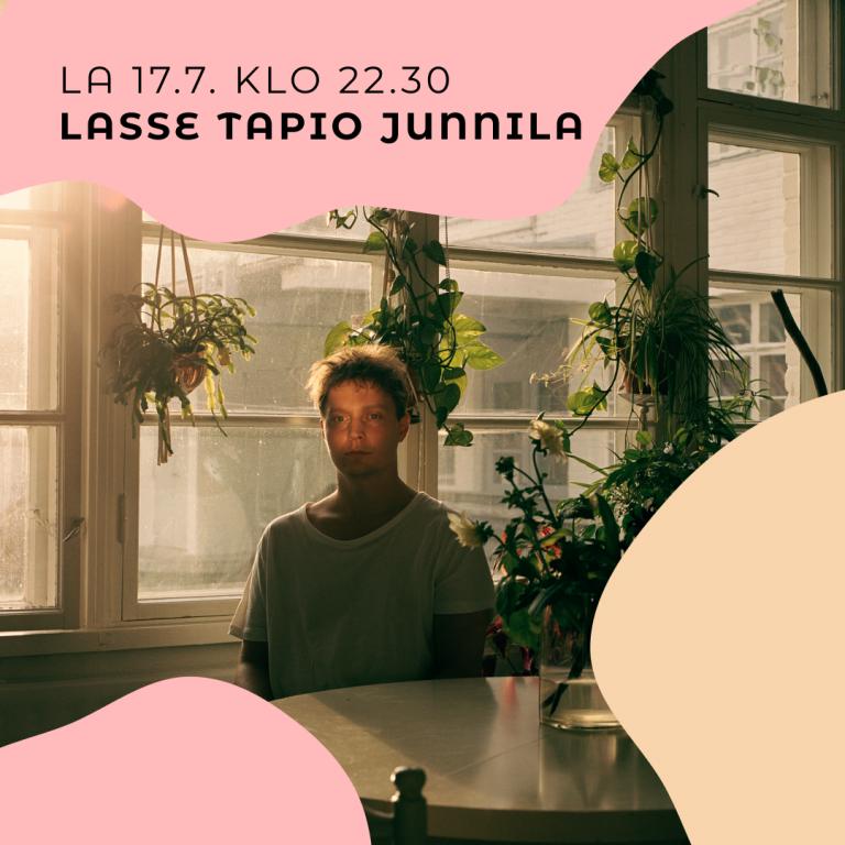 Lasse Tapio Junnila