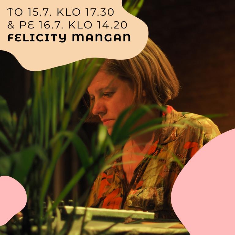 Felicity Mangan